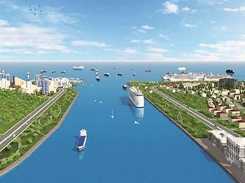 Kanal İstanbul'da harfiyat kalitesine göre adalar kurulacak!