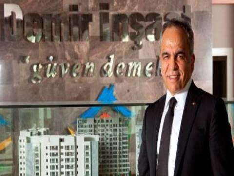 Hamit Demir: Türk yatırımcıdan çok yabancı yatırımcılara konut satıyoruz!