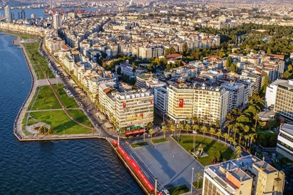 İzmir'de dar gelirliye 50 bin konut yolda!
