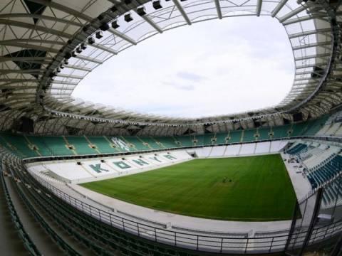 Torku Arena, dünyanın en iyileri arasında ilk 5'te!