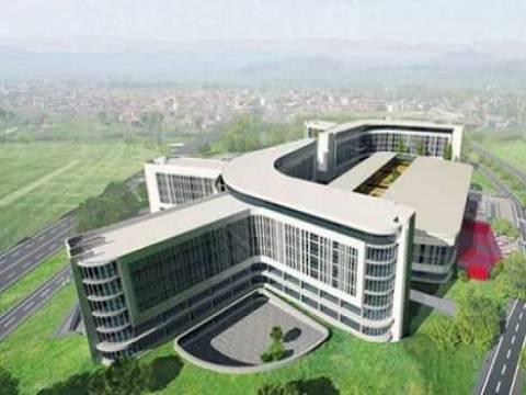 Konya Şehir Hastanesi arazisinde taban suyu riski!