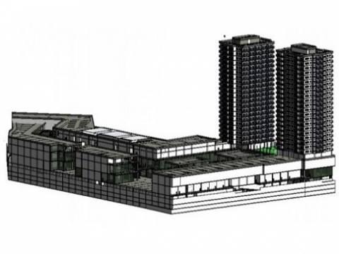 Megapol İzmir projesiyle Karabağlar'da otel ve AVM yükselecek!