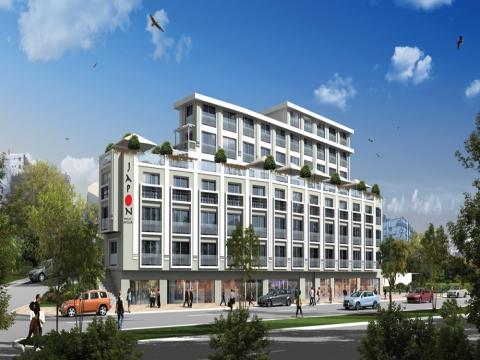Japon Evler Haliç projesinde fiyatlar 118 bin liradan başlıyor!