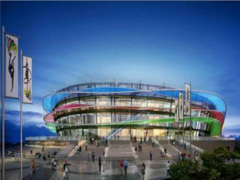 Bakü, 2015 Avrupa Oyunları için 7 yeni tesis yapıyor!