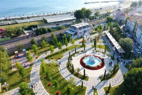 Fatih Cundi Parkı ve Cundi Sosyal Tesisi açıldı!