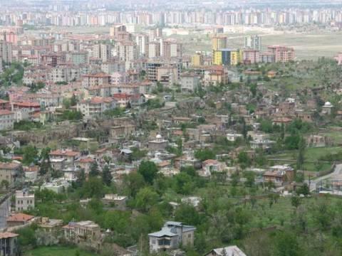Kayseri Talas'ta kentsel dönüşüm kararı 2018!