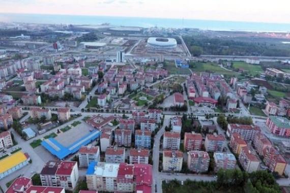 Tekkeköy Belediyesi'nden satılık arsa! 10.4 milyon TL'ye!