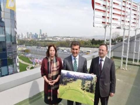 Mustafa Sarıgül: Maslak'taki Milli Savunma Bakanlığı'na ait araziyi kent parkı yapacağız!