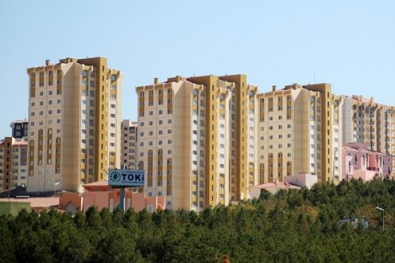 TOKİ'den satılık 159 iş yeri ve 55 konut!