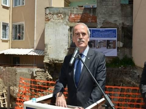 Bursa'daki Yörük mescidi restore ediliyor!