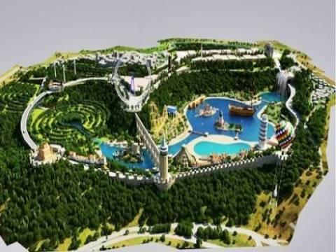 Ankara Ankapark'ın inşaatı ziyarete açıldı!