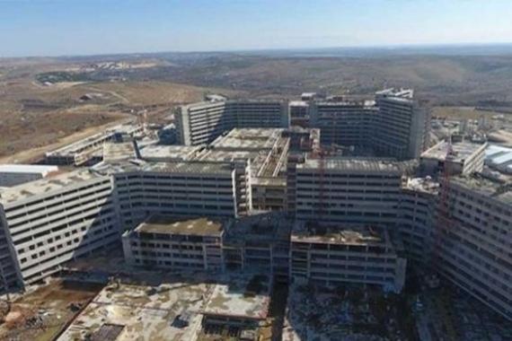 Gaziantep Şehir Hastanesi Orta Doğu'ya hitap edecek!