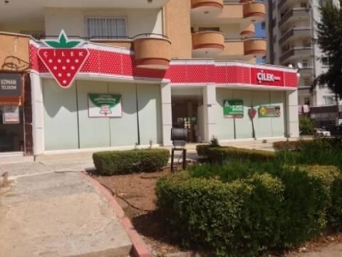 Çilek Akdeniz'de 2 mağaza açtı!