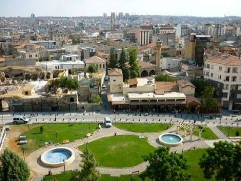 Gaziantep Şehitkamil'de satılık arsa! 5.4 milyon TL'ye!