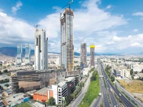 İzmir Yeni Kent Merkezi imar planı yeniden mecliste!