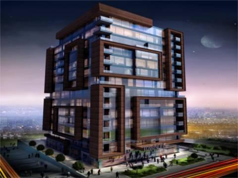 Keleşoğlu Town Ofis'te metrekaresi 2 bin 300 dolara!