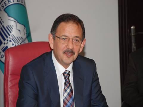 Mehmet Özhaseki: 15 yıl içinde 7.5 milyon yapı dönüştürülecek!