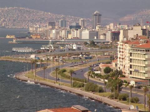 İzmir'de Akıllı Trafik Yönetim Sistemi uygulanıyor!
