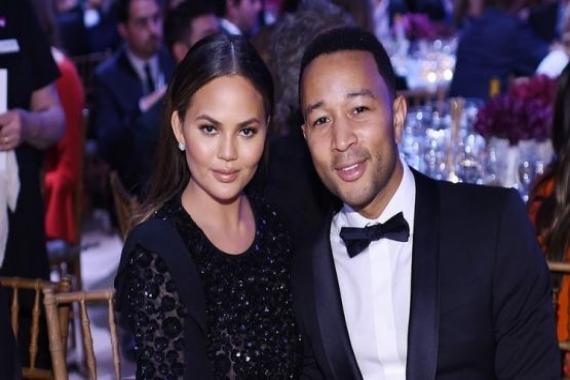 John Legend'ın Los Angeles'taki 14 milyon dolarlık evi!