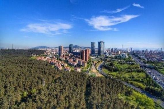 Ümraniye'de inşaat alanında Türkiye rekoru!