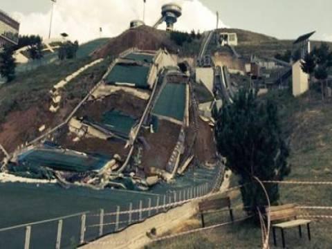 Erzurum'daki atlama kulelerinde mühendislik hizmetleri tam yapılamamış!