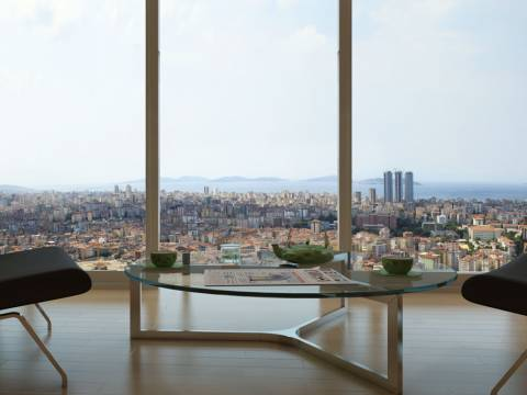 İstanbul 216 Evleri'nde 60 ay 0 faiz fırsatı!