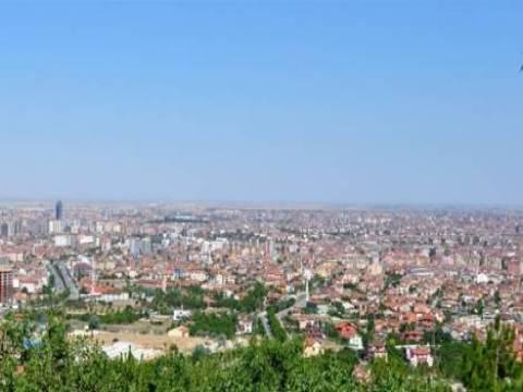 Konya Meram Şükran Mahallesi riskli alanlar arasında!