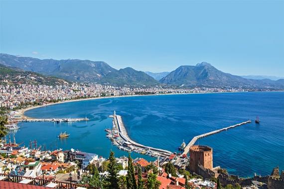 Antalya Büyükşehir 3 arsayı 42.6 milyon TL'ye satılıyor!