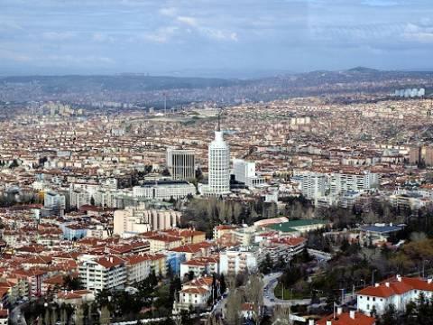 Ankara'da 24 milyon 210 bin 559 TL'ye satılık 8 gayrimenkul!