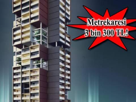 Bulvar İstanbul Kule Rezidans cumartesi satışa çıkıyor!