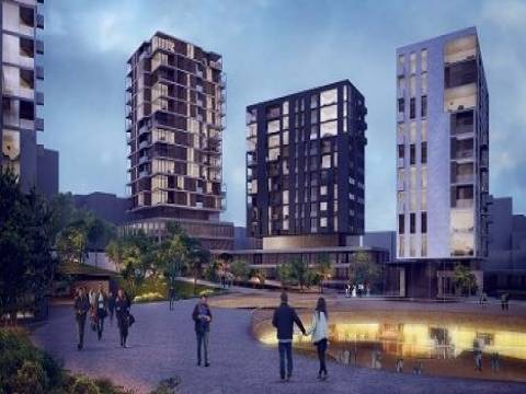 Rua Yapı'dan Kağıthane'ye yeni proje: Hermitage Levent!