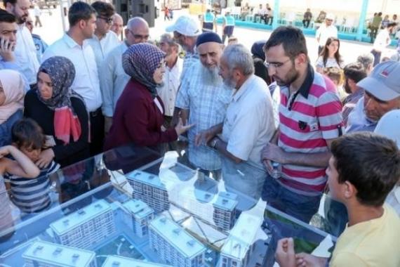 Konya Meram'da tapular teslim ediliyor!