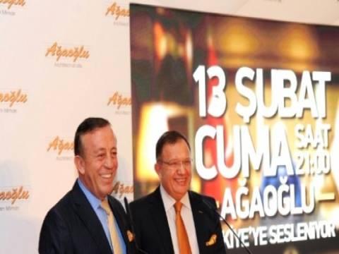 Ali Ağaoğlu'ndan yeni kampanya!