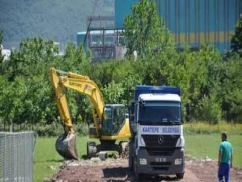 Kocaeli Sarımeşe'de yeni imar yolları açılıyor!