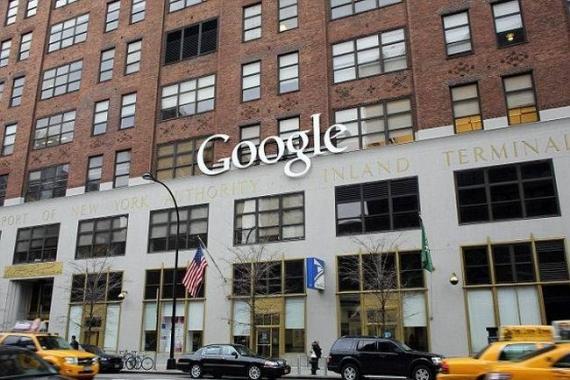 Google konut sektörüne giriyor!