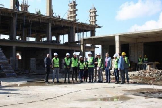 Mardin Derik Belediyesi'nin yeni binası açılacak!