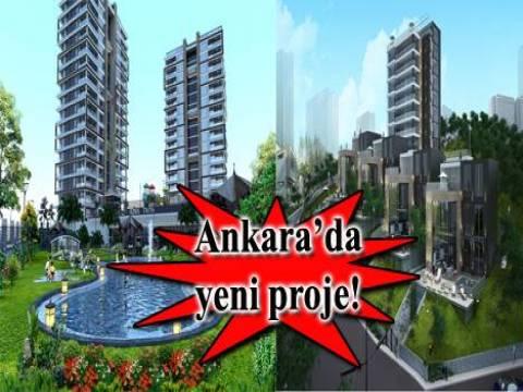 Lima Yapı Ankara'da Lima Twins, Lima Elit ve Lima Vadi projelerini yapacak!