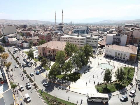 Elazığ Defterdarlığı 16 milyon TL'ye arsa satıyor!