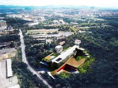 Ayazağa Kültür ve Sanat Merkezi 100 milyon euroluk yatırımla inşa edildi!