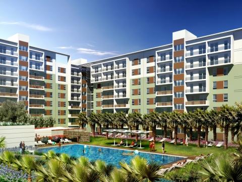 Soyak Siesta projesinde 124 bin TL'ye! Deniz manzaralı evler hazır!