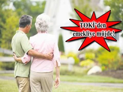 Emeklilere kira öder gibi ev sahibi olma fırsatı geliyor!