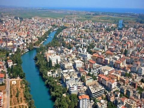 Manavgat Belediyesi'nden 4.2 milyon TL'ye 6 arsa satılıyor!