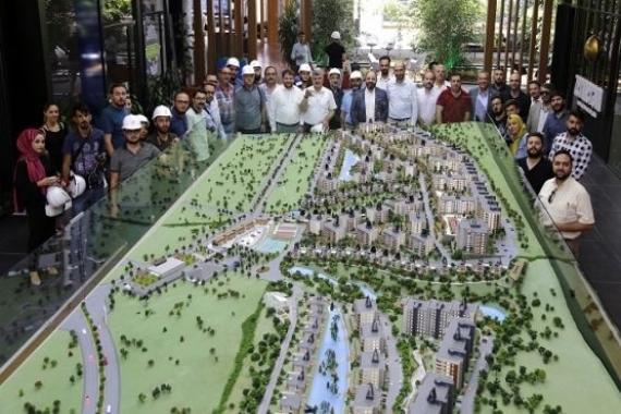 Konya Zermeram 2019'da teslim!
