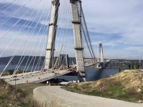 3. köprü boğazın iki yakasını birleştirdi!