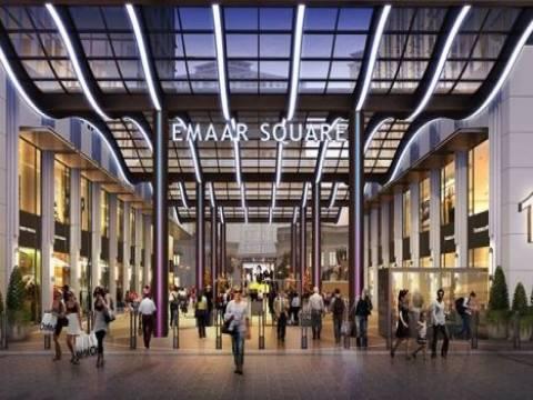 Emaar Square Mall 28 Nisan'da kapılarını açıyor!