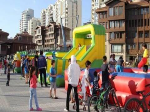 Sinpaş Bosphorus City'de Ramazan şenlikleri başladı!