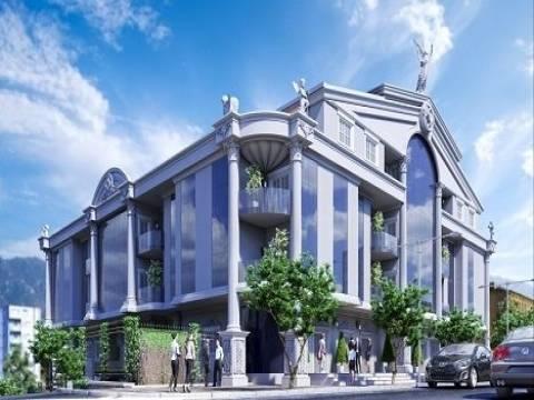 Manyetic Residence Apollon Didim projesi satışta!