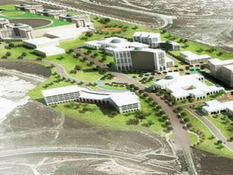 2 bin 680 yatak kapasiteli İkitelli Şehir Hastanesi 8 ilçeye hizmet verecek!
