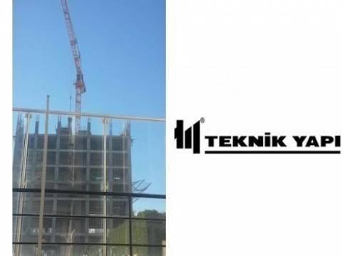 Teknik Yapı Bahçeşehir'e Yıldızlı Bahçe Projesi'ni inşa ediyor!