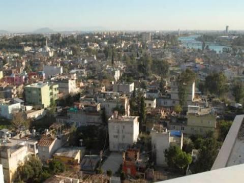 Yüreğir Belediyesi Karacaoğlan Mahallesi'nde 500 konut yapılacak!